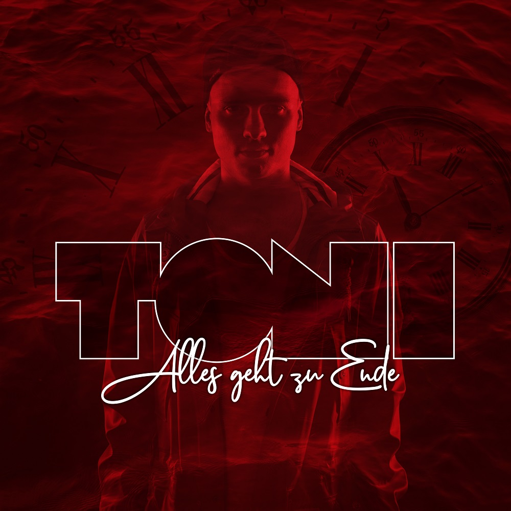 Single-Cover vom Song 'Alles geht zu Ende'